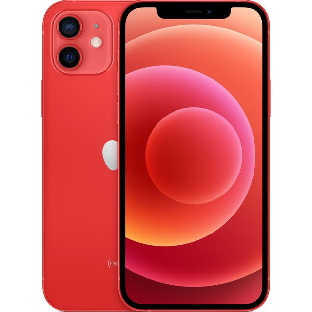 Apple iPhone 12 128GB in (PRODUCT) RED